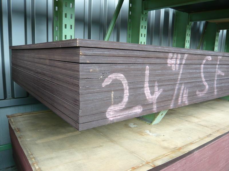 Siebdruckplatte 24 mm WBP 250 x 125 cm