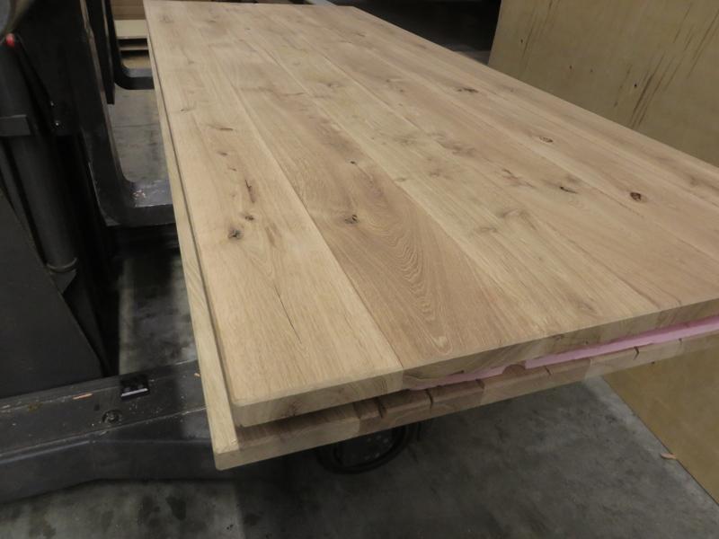 Tischplatte Flächenansicht
