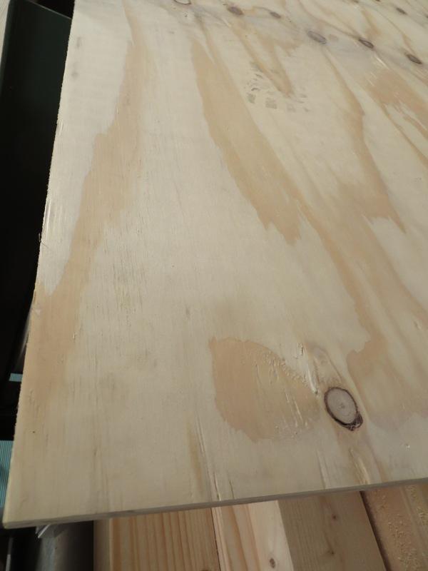 Nadelsperrholz WBP 12 mm