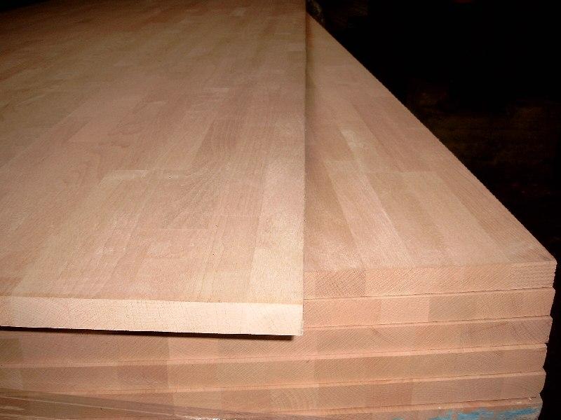 Großartig Buche keilgezinkt | Leimholzplatten / Massivholzplatten | Platten  UI76