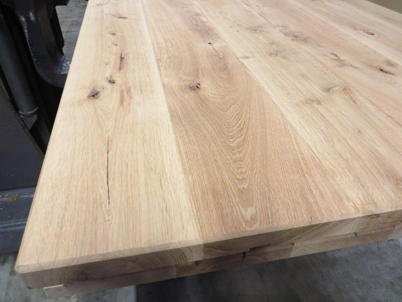 Tischplatte Oberflächenmerkmale