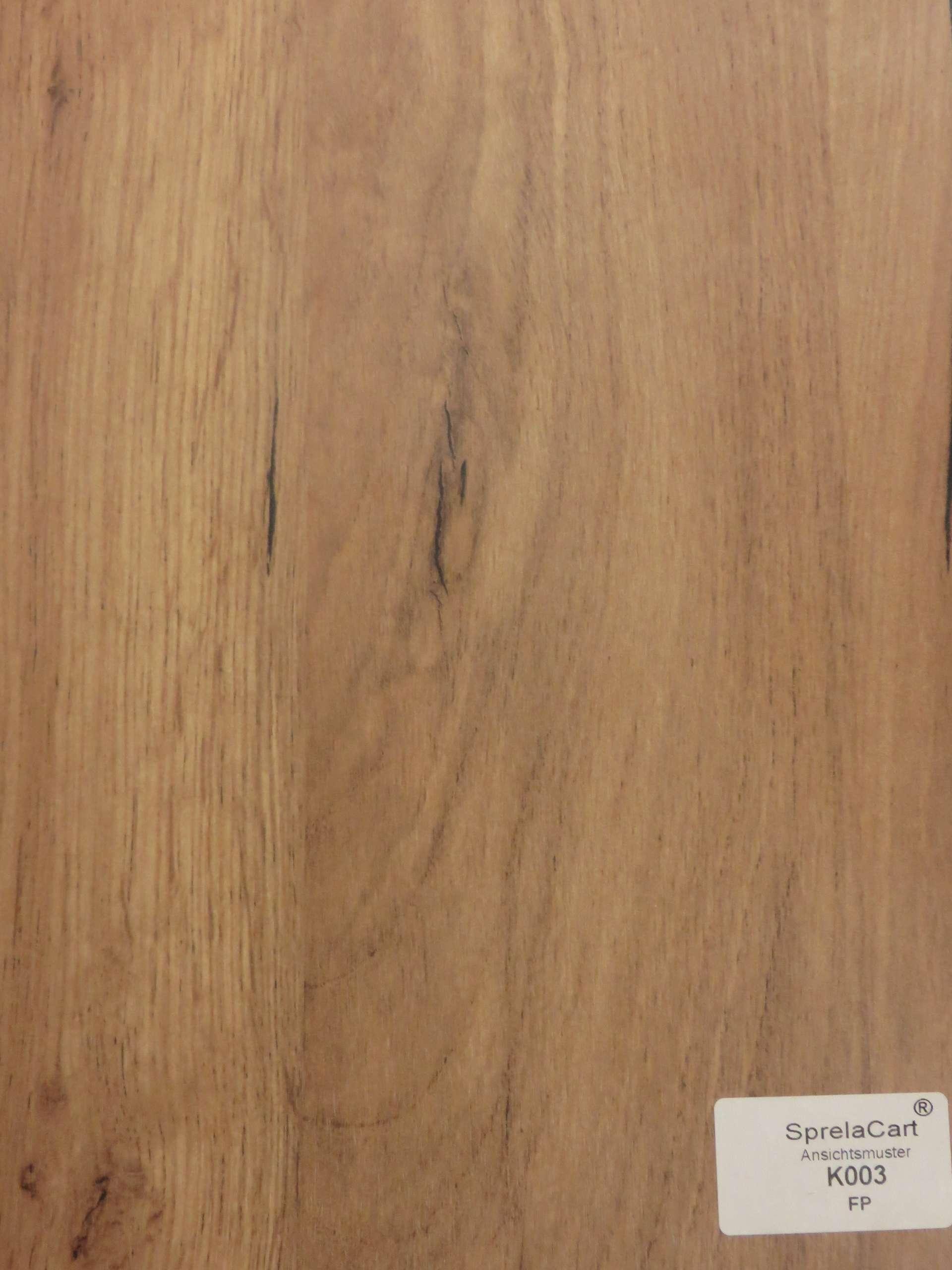 Kuchenarbeitsplatte K003 Fp Craft Oak Gold Sprela