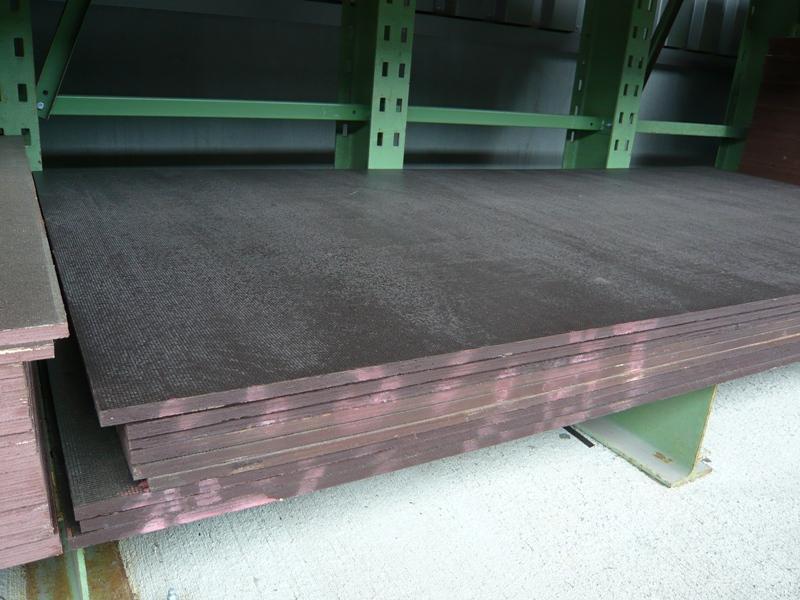 Siebdruckplatte 15 mm WBP 250 x 125 cm