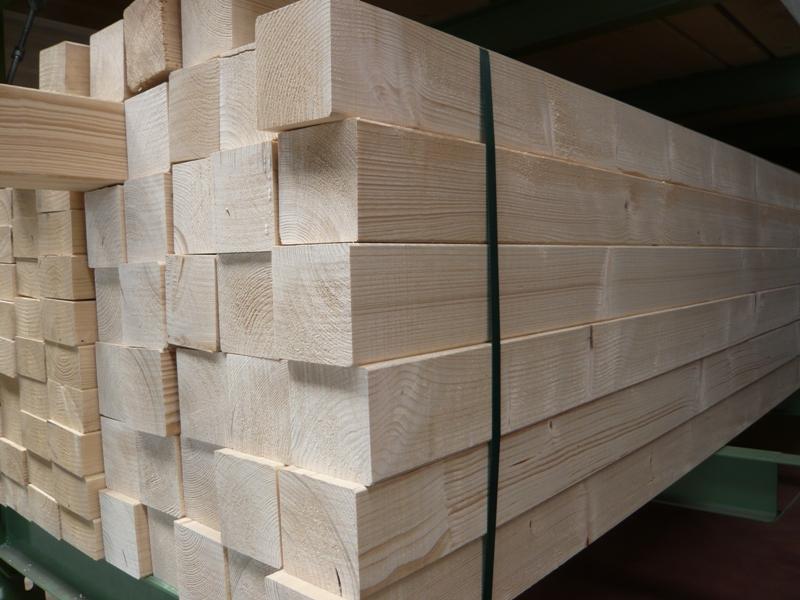 KVH Fichte Konstruktionsvollholz