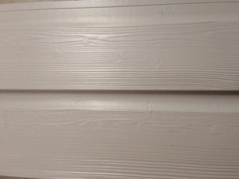 Stulpschalung Fichte nordisch struk. decken grau 19 x 146 mm