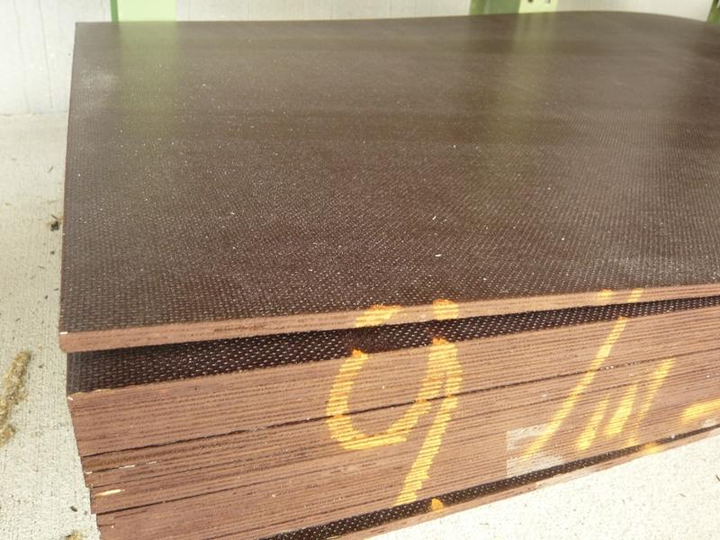 Siebdruckplatte 9 mm WBP 250 x 125 cm
