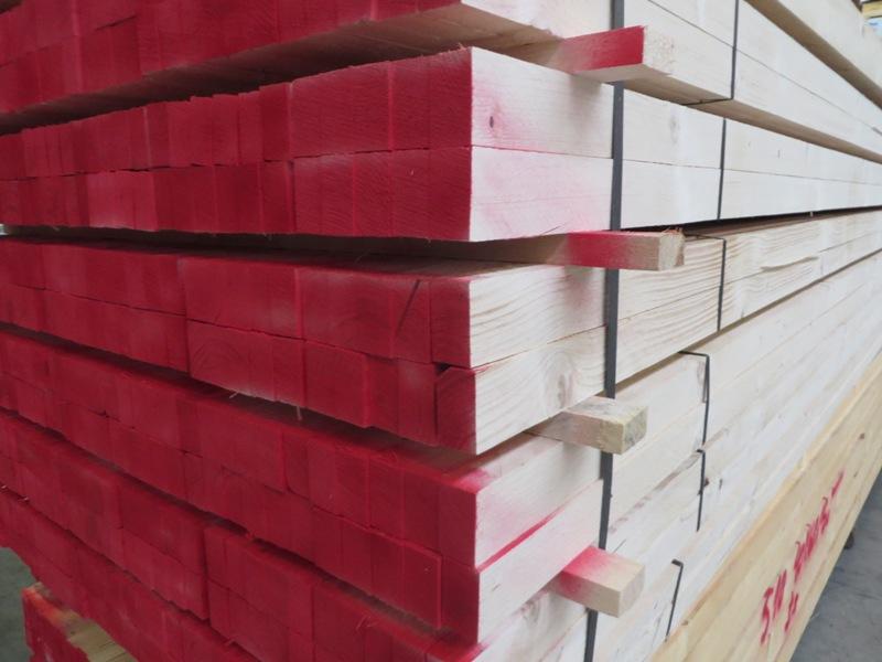 Fichte Dachlatte CE-S10TS 30 x 50 mm