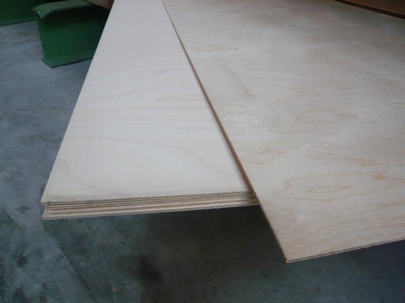Sperrholz 3mm birke
