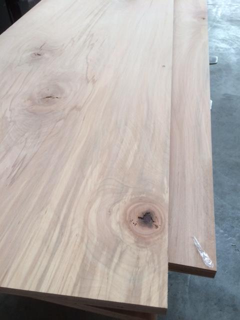 Schichtholzplatte Buche 30 mm II-Wahl mit offenen Fehlern
